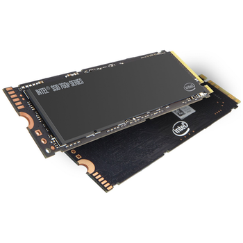 Product image of Intel 760p Series 256GB NVMe M.2 SSD - Click for product page of Intel 760p Series 256GB NVMe M.2 SSD