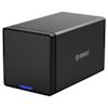 A product image of ORICO 4 Bay USB3.0 Hard Drive Enclosure