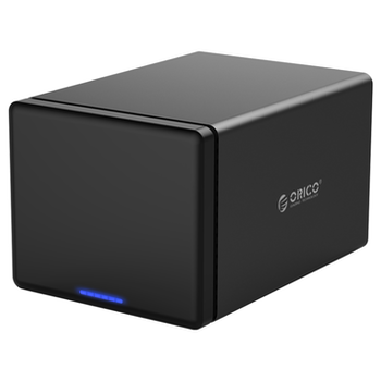 Product image of ORICO 5 Bay USB3.0 Hard Drive Enclosure with RAID - Click for product page of ORICO 5 Bay USB3.0 Hard Drive Enclosure with RAID