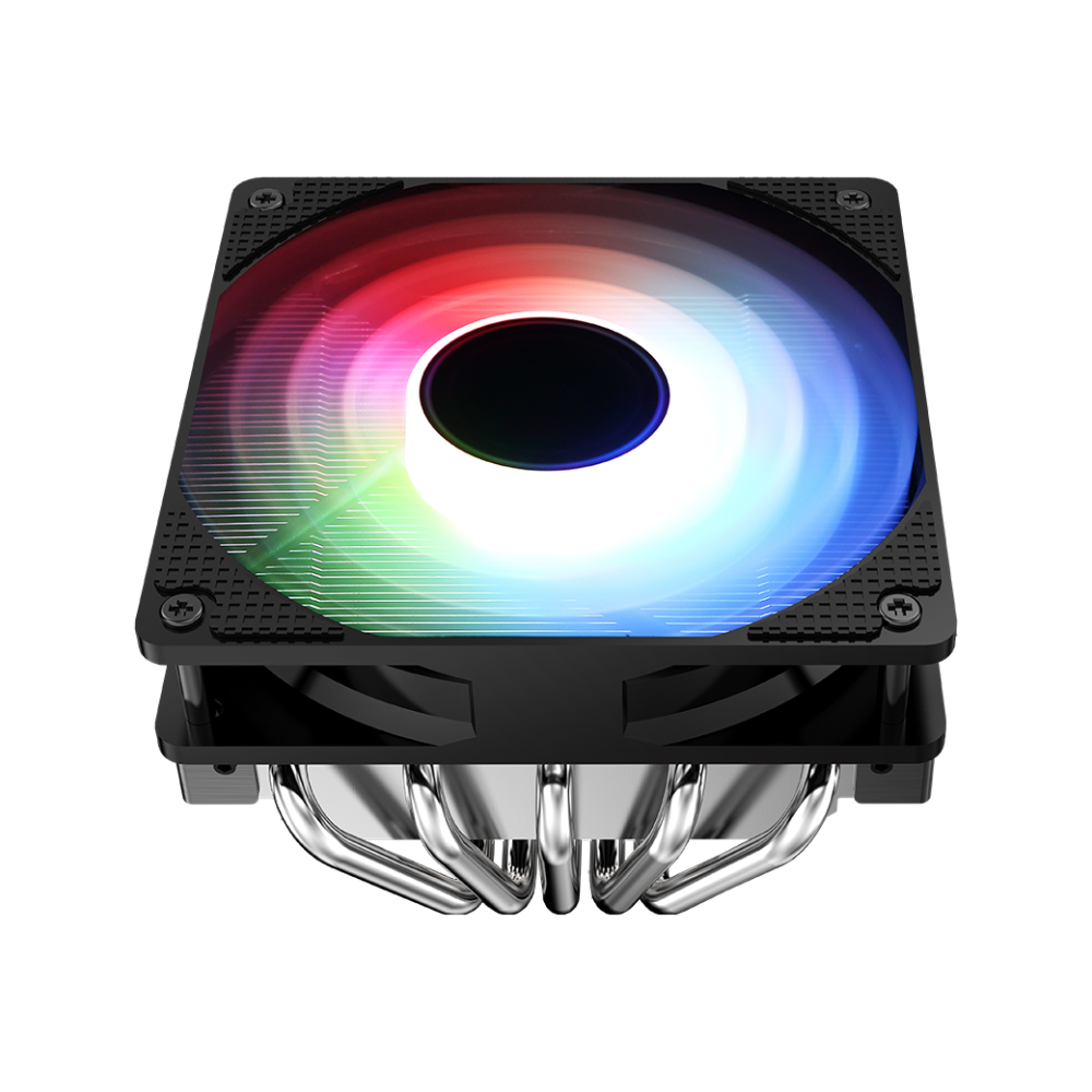 A large main feature product image of Jonsbo CR-701 RGB LED CPU Cooler