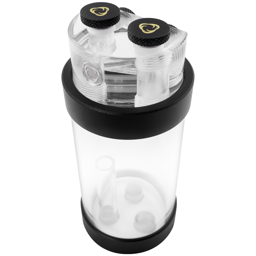 A large main feature product image of Singularity Protium Small 100mm Reservoir - Polished Black