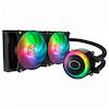 A product image of Cooler Master MasterLiquid ML240R Addressable RGB AIO Liquid Cooler