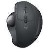 A product image of Logitech MX Ergo Wireless Trackball Mouse