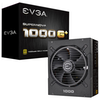 A product image of eVGA SuperNOVA G1+ 1000W Fully Modular 80PLUS Gold Power Supply