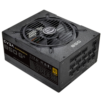 Product image of eVGA SuperNOVA G1+ 850W Fully Modular 80PLUS Gold Power Supply - Click for product page of eVGA SuperNOVA G1+ 850W Fully Modular 80PLUS Gold Power Supply