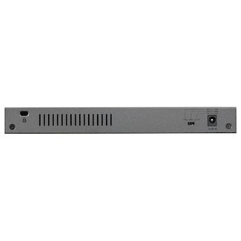 Product image of Netgear GS108PP ProSAFE 8 port POE/POE+ Gigabit Ethernet Unmanaged Switch  - Click for product page of Netgear GS108PP ProSAFE 8 port POE/POE+ Gigabit Ethernet Unmanaged Switch