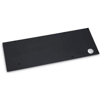 Product image of EK FC Titan V Backplate - Black - Click for product page of EK FC Titan V Backplate - Black