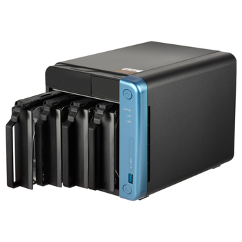 Product image of QNAP TS-453BE 2.3GHz 4GB NAS Enclosure w/ 1x PCIe Expansion Port - Click for product page of QNAP TS-453BE 2.3GHz 4GB NAS Enclosure w/ 1x PCIe Expansion Port