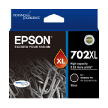 Product image of Epson DURABrite Ultra 702XL High Capacity Black Cartridge - Click for product page of Epson DURABrite Ultra 702XL High Capacity Black Cartridge