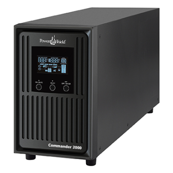 Product image of Power Shield Commander Tower 1.1KVA UPS - Click for product page of Power Shield Commander Tower 1.1KVA UPS