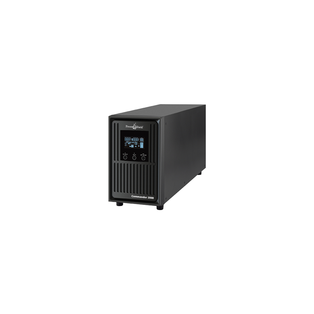 A large main feature product image of Power Shield Commander Tower 1.1KVA UPS