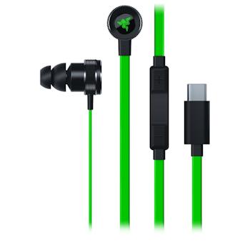 Product image of Razer Hammerhead USB-C In-Ear Headset - Click for product page of Razer Hammerhead USB-C In-Ear Headset