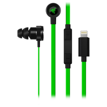 Product image of Razer Hammerhead Lightning In-Ear Headset - Click for product page of Razer Hammerhead Lightning In-Ear Headset