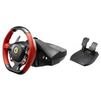 Product image of Thrustmaster Ferrari 458 Spider Racing Wheel For Xbox One - Click for product page of Thrustmaster Ferrari 458 Spider Racing Wheel For Xbox One