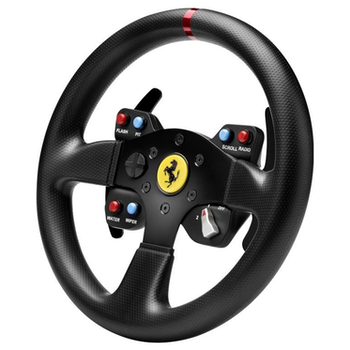 Product image of Thrustmaster Ferrari 458 Challenge Wheel Add-On - Click for product page of Thrustmaster Ferrari 458 Challenge Wheel Add-On