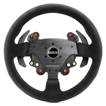 Product image of Thrustmaster Sparco R383 Mod Rally Add-On For T-Series Racing Wheels - Click for product page of Thrustmaster Sparco R383 Mod Rally Add-On For T-Series Racing Wheels