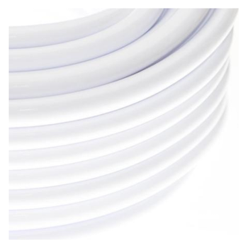 "Product image of Mayhems UV White 13mm (1/2"") ID, 19mm (3/4"") OD 1M White Tubing - Click for product page of Mayhems UV White 13mm (1/2"") ID, 19mm (3/4"") OD 1M White Tubing"