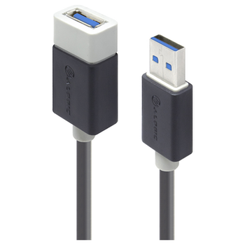 Product image of ALOGIC USB 3.0 Type-A M-F 2m Extension Cable - Click for product page of ALOGIC USB 3.0 Type-A M-F 2m Extension Cable