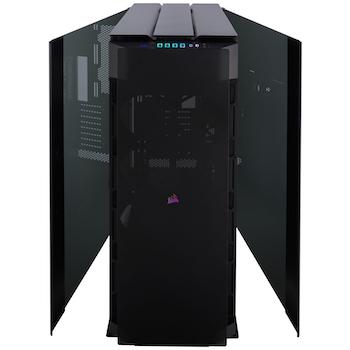 Product image of Corsair Obsidian 1000D Black Full Tower Case - Click for product page of Corsair Obsidian 1000D Black Full Tower Case