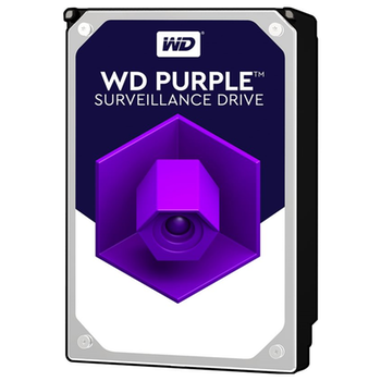 """Product image of WD Purple WD20PURZ 3.5"""" 2TB 64MB Surveillance HDD - Click for product page of WD Purple WD20PURZ 3.5"""" 2TB 64MB Surveillance HDD"""