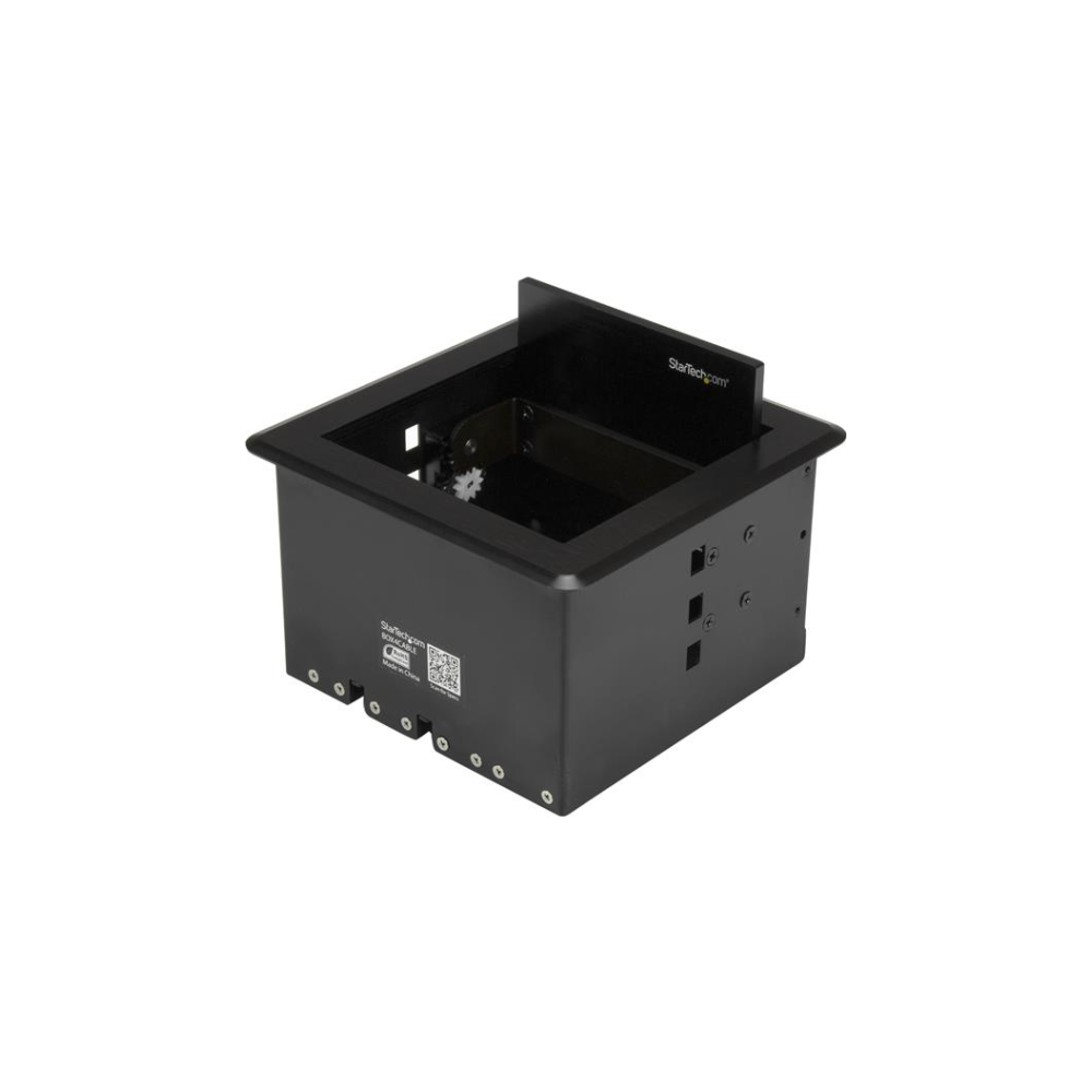 A large main feature product image of Startech Conference Table Connectivity Box - Boardroom Cable Box