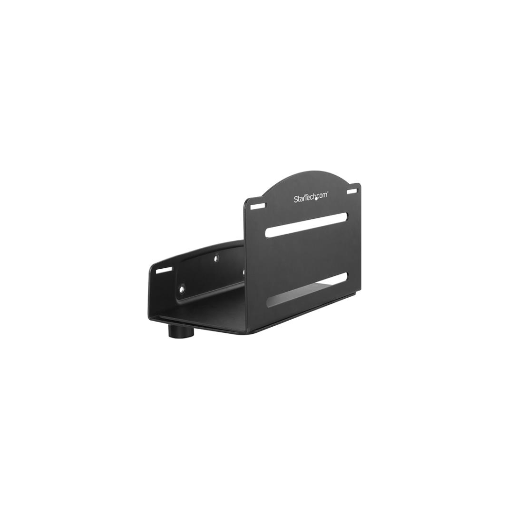 A large main feature product image of Startech PC Mount Holder - Adjustable Computer Wall Mount, Heavy-duty Metal