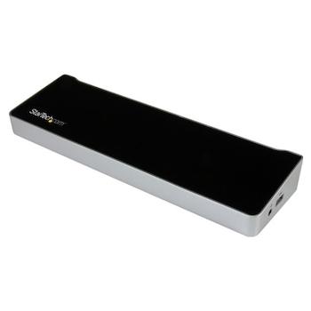 Product image of Startech Triple-4K Monitor USB-C Dock - Windows / Mac - 60W USB PD - Click for product page of Startech Triple-4K Monitor USB-C Dock - Windows / Mac - 60W USB PD