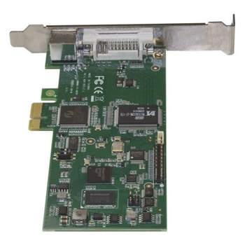 Product image of Startech PCIe Video Capture Card - HDMI, VGA, DVI, and Component - Click for product page of Startech PCIe Video Capture Card - HDMI, VGA, DVI, and Component