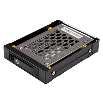 "Product image of Startech 2.5"" SATA Drive Hot Swap Bay for 3.5"" Bay - Anti-Vibration - Click for product page of Startech 2.5"" SATA Drive Hot Swap Bay for 3.5"" Bay - Anti-Vibration"