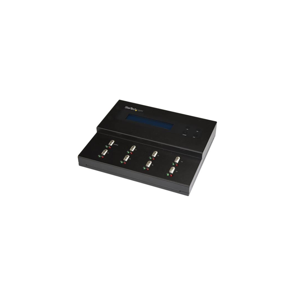 A large main feature product image of Startech 1:7 USB Duplicator and Eraser for Flash Drives
