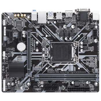 Product image of Gigabyte H310M S2H LGA1151-CL mATX Desktop Motherboard - Click for product page of Gigabyte H310M S2H LGA1151-CL mATX Desktop Motherboard