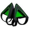A product image of Razer Kraken Kitty Ears - Green