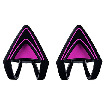 Product image of Razer Kraken Kitty Ears - Neon Purple - Click for product page of Razer Kraken Kitty Ears - Neon Purple