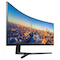 "A small tile product image of Samsung CJ89 49"" Super Ultrawide Full HD Curved 144Hz 5MS VA LED Business Monitor"