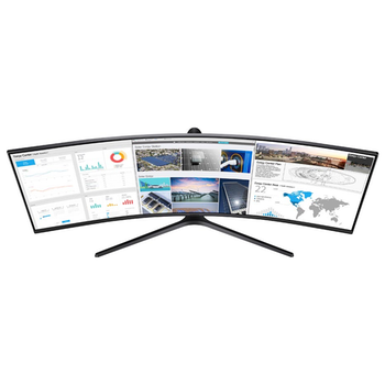 """Product image of Samsung CJ89 49"""" Super Ultrawide Full HD Curved 144Hz 5MS VA LED Business Monitor - Click for product page of Samsung CJ89 49"""" Super Ultrawide Full HD Curved 144Hz 5MS VA LED Business Monitor"""