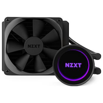 Product image of NZXT Kraken M22 120mm AIO Liquid CPU Cooler - Click for product page of NZXT Kraken M22 120mm AIO Liquid CPU Cooler