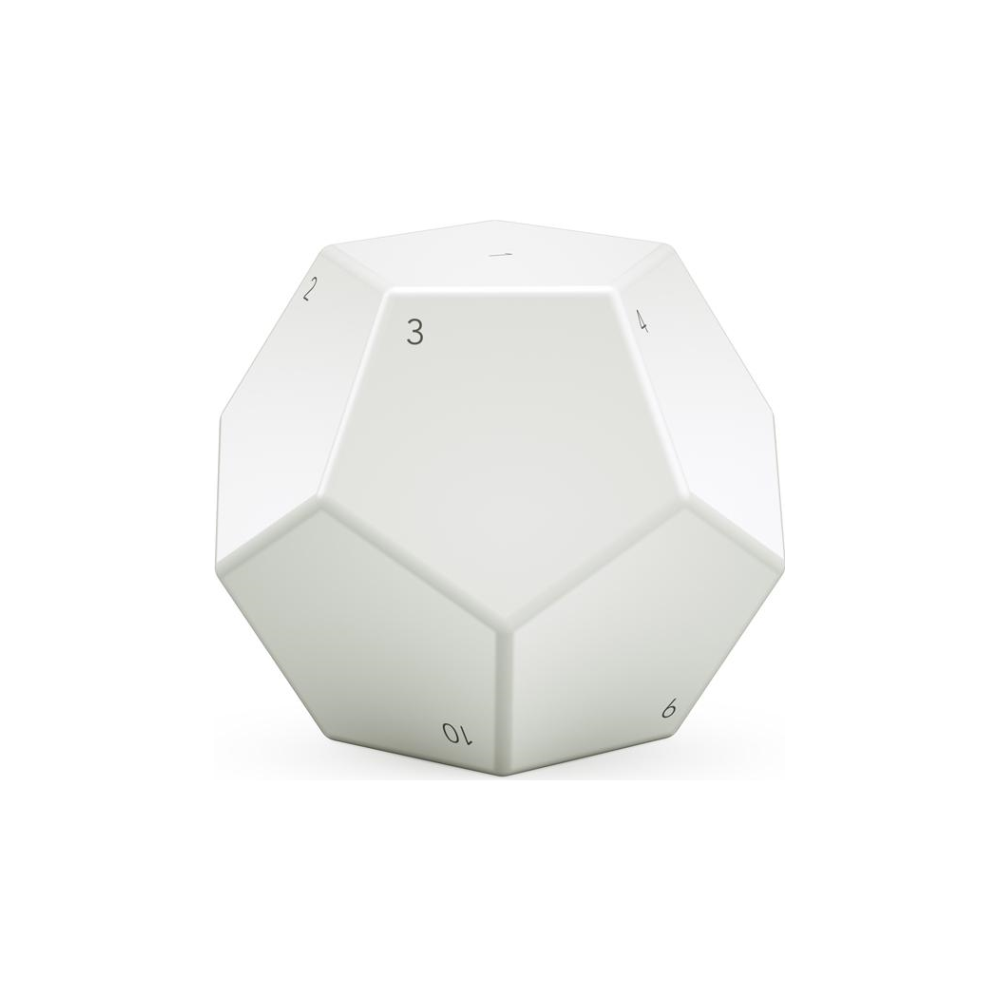 A large main feature product image of Nanoleaf Remote for HomeKit and Light Panels