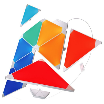 Product image of Nanoleaf Rhythm Smarter Kit (9 Pack) - Click for product page of Nanoleaf Rhythm Smarter Kit (9 Pack)