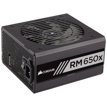 Product image of Corsair RM650x V2 650W 80PLUS Gold Modular Power Supply - Click for product page of Corsair RM650x V2 650W 80PLUS Gold Modular Power Supply