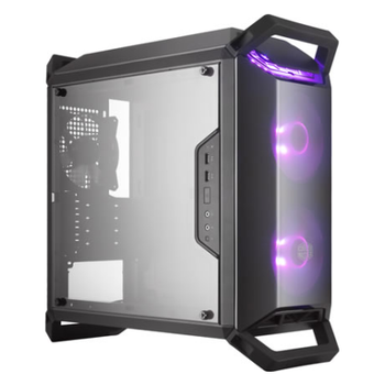 Product image of Cooler Master MasterBox Q300P RGB mATX Tower Case w/Side Panel Window - Click for product page of Cooler Master MasterBox Q300P RGB mATX Tower Case w/Side Panel Window