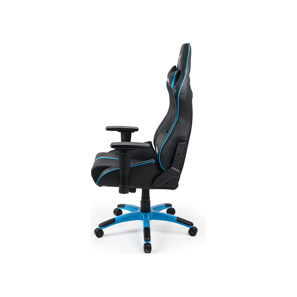 A large main feature product image of BattleBull Arrow Gaming Chair Black/Blue