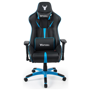 Product image of BattleBull Arrow Gaming Chair Black/Blue - Click for product page of BattleBull Arrow Gaming Chair Black/Blue