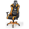 A product image of BattleBull Commander Gaming Chair Black/Orange/White