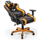 A small tile product image of BattleBull Commander Gaming Chair Black/Orange/White
