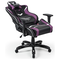 A small tile product image of BattleBull Commander Gaming Chair Black/Purple/White