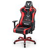 A product image of BattleBull Commander Gaming Chair Black/Red/Grey