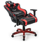 A small tile product image of BattleBull Commander Gaming Chair Black/Red/Grey