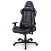 A product image of BattleBull Combat Gaming Chair Black/Purple
