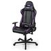 BattleBull Combat Gaming Chair Black/Purple