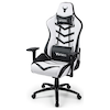 A product image of BattleBull Diversion Gaming Chair White/Black